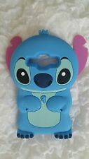 Silicone Cover per cellulari STITCH para SAMSUNG GALAXY J1