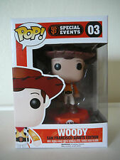 SAN FRANCISCO SF GIANTS PIXAR FUNKO POP VINYL TOY STORY WOODY BOBBLEHEAD, SGA