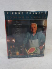 Franey and Flaste PIERRE FRANEY'S COOKING IN AMERICA Alfred Knopf 1992 1st Ed.
