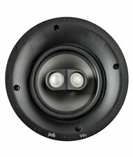 "Polk audio V6s 6 1/2"" haute performance vanishing en-plafond haut parleur 100w neuf"