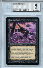 MTG Arabian Nights Guardian Beast BGS 9.0(9) Mint Magic Card WOTC 0031