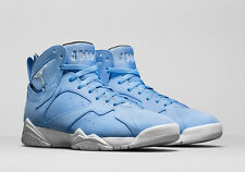 NIKE AIR JORDAN VII RETRO 7 SZ 11 BLUE PANTONE UNC IN HAND 304775 400