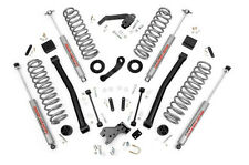 Rough Country 3.5in Jeep Suspension Lift Kit 07-16 JK Wrangler Unlimited 4 Door