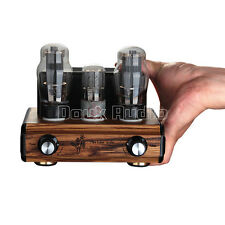Nobsound Mini 6P3P Vacuum Tube Amplifier 2.0 Channel Stereo HiFi Power Amp 5W×2