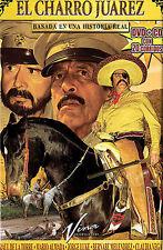 El Charro Juarez, New DVDs