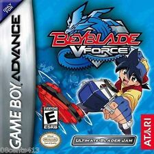 Beyblade: V Force - Ultimate Blader Jam (Game Boy Advance) *Game Cartridge Only*