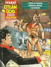 MAXI DYLAN DOG n° 7 (Bonelli, 2004) 292 pagine - 3 storie complete