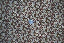 William Morris Leicester Taupe 100% Cotton Quilting Craft Sewing OOP Fabric BTHY