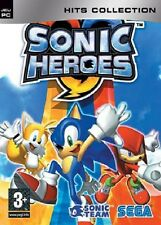 JEU PC / SONIC HEROES COMPLET NEUF BRAND NEW BLISTER