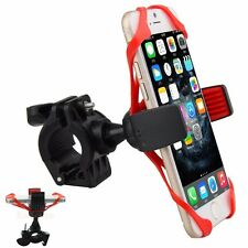 Motorcycle Bicycle MTB Bike Handlebar Mount Holder For Cell Phone GPS Hot