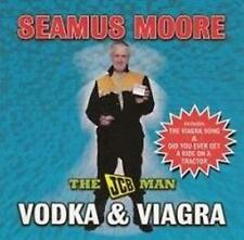 Seamus Moore - Vodka And Viagra - CD New Irish Comedian  the JCB Man