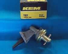"1982 1983 Ford Truck 4cyl 122"" 140"" Yuma Engine KEM Mechanical Fuel Pump 1181"