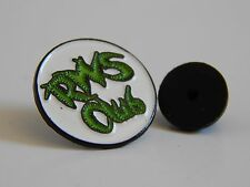 Lapel Pin 420 Marijuana REAL WEED SMOKERS CLUB Pot Hat Tie Leaf Cannabis