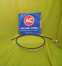 NOS 55 56 57 Chevy Corvette Bel Air Speedometer Cable Casing Buick Olds Pontiac