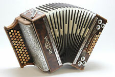 Steirische Harmonika BELTUNA Alpstar IV D Exklusiv, B-Es-As-Des, Michlbauer I