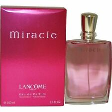MIRACLE by Lancome 3.4 oz Eau De Parfum Spray Women NIB SEALED