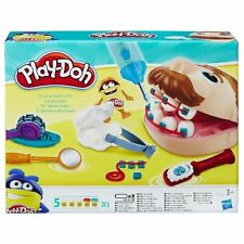 Play Doh Set Doctor Drill N Fill Child's Toy Play Dentist Safe Materials Quality