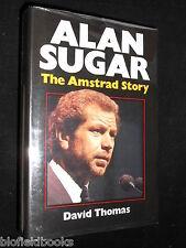 ALAN SUGAR - The Amstrad Story by David Thomas - 1990-1st, Business Biography