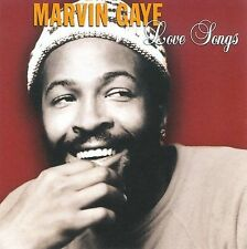 Love Songs Marvin Gaye CD, NEW