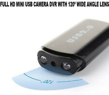 U-838 Mini Spy Camera DVR IR NIGHT VISION con rilevamento di movimento