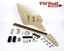 Pit Bull Guitars EX-4 Electric Bass Guitar Kit