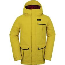 Volcom Pat Moore Snowboard Jacket (XL) Yellow