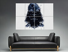 STAR WARS DARK VADOR COOL PICTURE  Wall Poster Grand format A0  Print