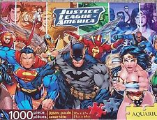 DC Comics Justice League Of America 1000 Piece Jigsaw Puzzle New Sealed