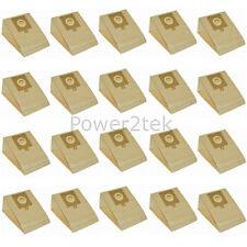 20 x U59 Hoover Dust Bags for Delta (LIDL)  KS1202 KS1204 DUST UK Stock