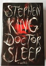 Doctor Sleep By Stephen King First Edition First Printing 2013 Hardcover Book