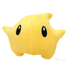 Super Mario Galaxy Luma Star Plush Soft Doll Stuffed Cuddly Toy 10in Kid Gift