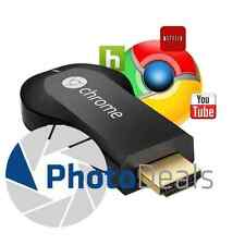 Google Chromecast WiFi HD Digital USB TV Stick Media Player Streamer HDMI