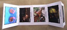 Leporello ANTWERPEN Belgien 8x Cinema Langs de Zijderoute Postkarten ungelaufen