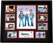 New Top Gear Signed Limited Edition Memorabilia