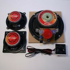 Williams Junk yard or Safe Cracker Pinball Speaker Upgrade from Pinball Pro