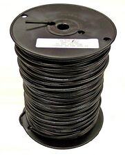 14 GAUGE WIRE for Underground Hidden Dog Fence [1000 ft. Spool] 45 MIL Coating