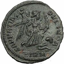CONSTANTINE I the GREAT victory over SARMATIA 324AD Ancient Roman Coin i55323