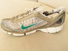 NIKE WOMENS DYNAMIC HEEL FIT ZOOM AIR RUNNING WORKOUT TRAINING SHOES SIZE 11 MSC