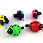 New! Ladybug Bike Bicycle Cycling Handlebar Ring Sound Horn Bell Alarm XIUS