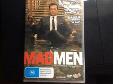 Mad Men Season Three 3 Sealed Brand New 3 Discs 593 minutes region 4