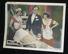 SLAVES OF BEAUTY VINTAGE 1927 LOBBY CARD MARGARET LIVINGSTON EARLE FOX