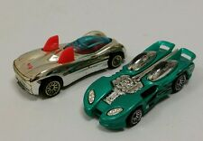 Vintage Lot Of 2 Cars Hot Wheels  small cars 1995 Thailand and 1994 Malaysia
