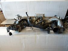 SUBARU IMPREZA 2.5 WRX INLET MANIFOLD WITH BLUE INJECTORS AND INTAKE TURBO PIPE