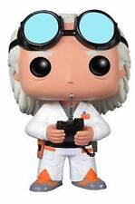 FUNKO POP MOVIES BACK TO THE FUTURE DOC BROWN #50 NEW IN BOX #3399