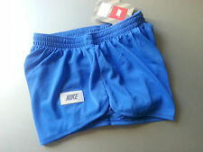 NIKE size M running ATHLETIC BLUE ROYAL shorts nylon lightweight NEW vintage