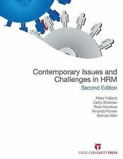 Contemporary Issues and Challenges in Human Resource Management, Workplace, Pete