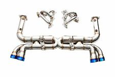 PORSCHE 996 TURBO / TURBO S iPE Innotech Performance Exhaust System