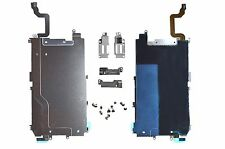 "iPhone 6 4.7"" Main Metal Shield LCD Screen Plate Part + Flex Cable"