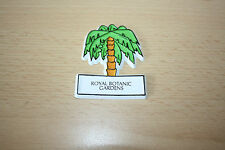 FRIDGE MAGNET ROYAL BOTANIC GARDENS PALM TREE