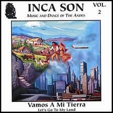 Vamos a Mi Tierra, Vol. 2 by Inca Son (CD, 1993, Inca Son)